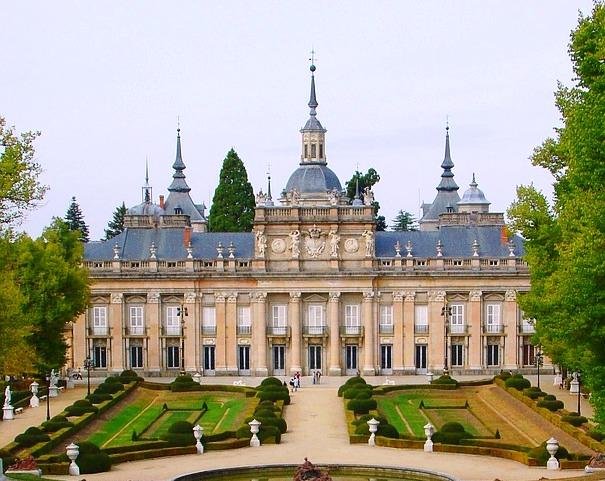 La Granja de San Ildefonso - Palacio Real