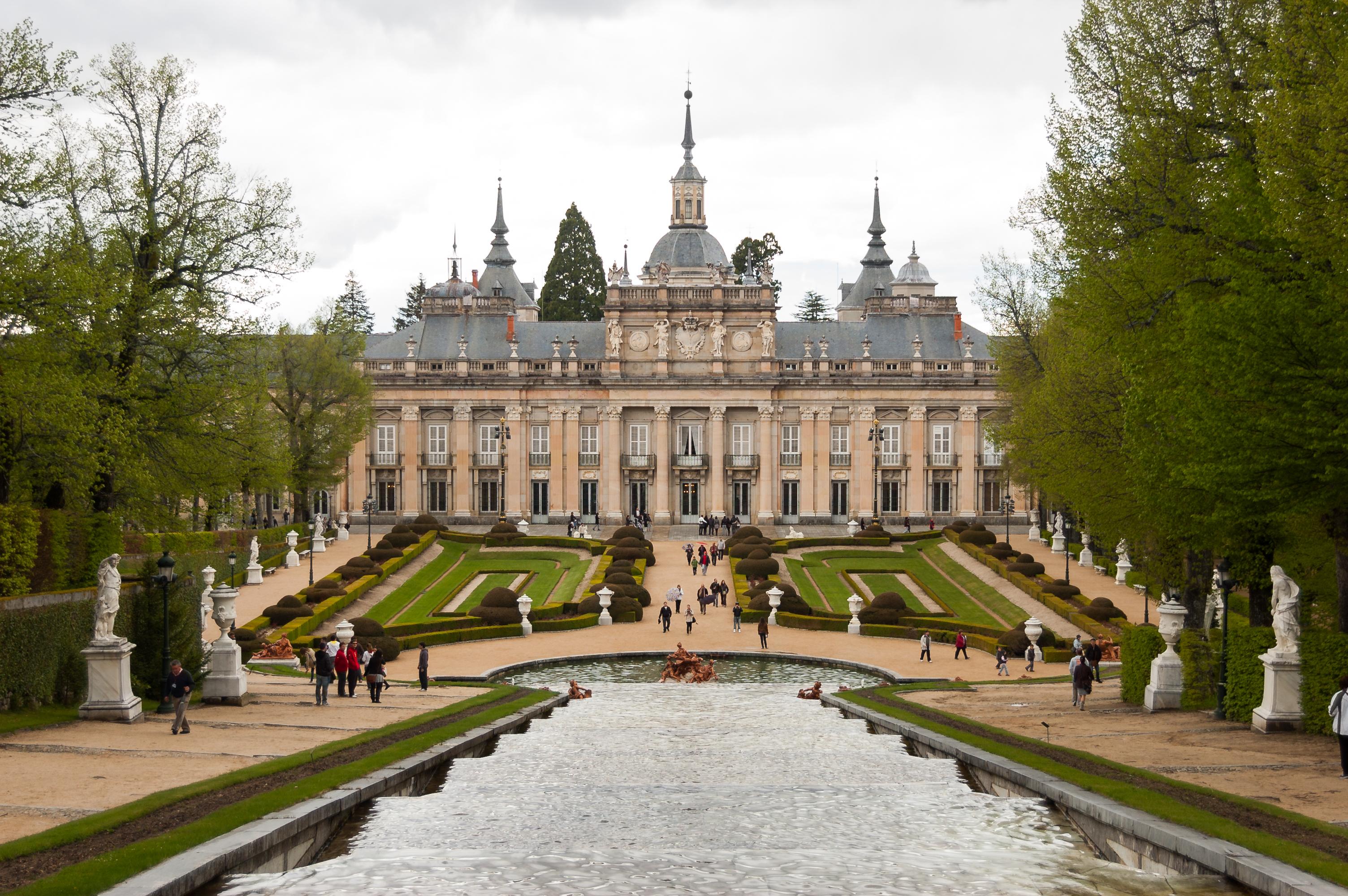 Palacio Real La Granja