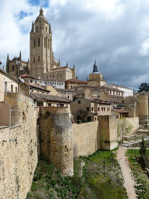 Segovia Catedral