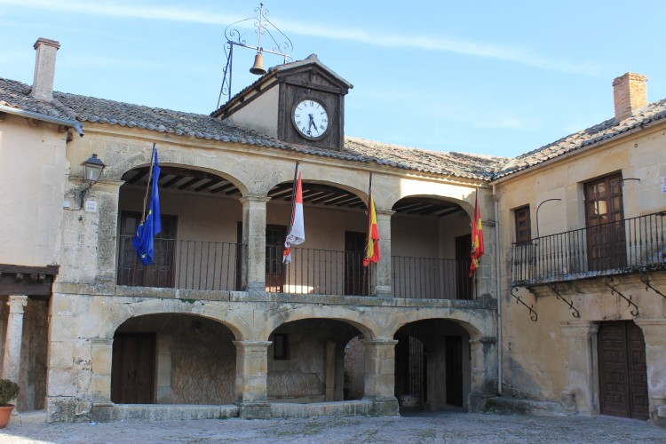 Plaza Mayor Pedraza