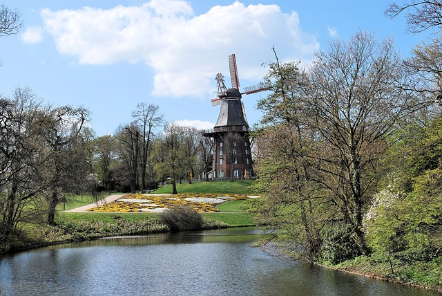 Parque Bremen Alemania