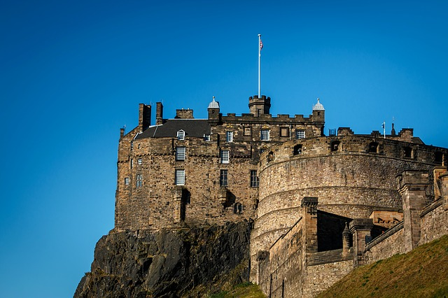 Edimburgo Castle