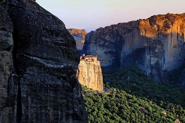 Grecia Meteoras