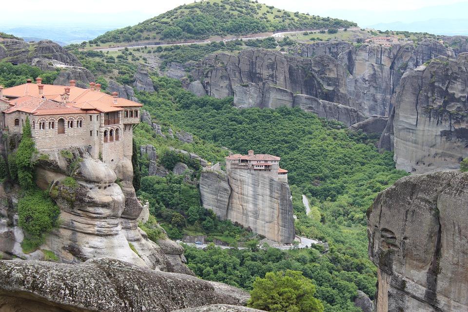 Meteoras Grecia